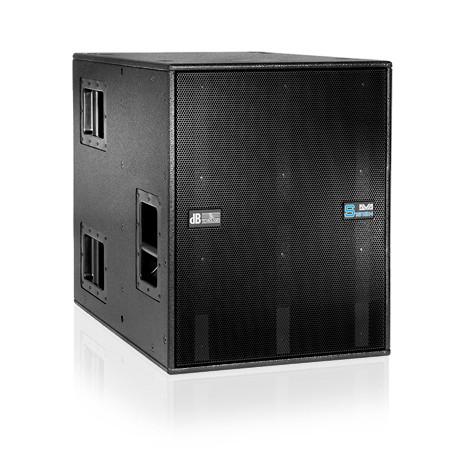 Ремонт dB Technologies DVA S1518N