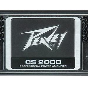Ремонт PEAVEY CS 2000