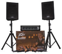 Ремонт PEAVEY Audio Performer Pack
