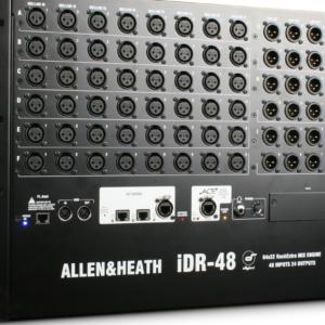Ремонт Allen & Heath iDR-48