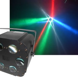 Ремонт Showlight LED FX150