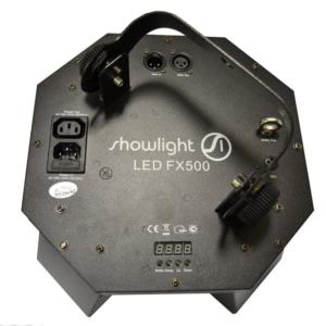 Ремонт Showlight LED FX500