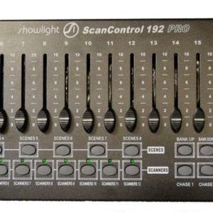 Ремонт Showlight SCAN CONTROL 192PRO