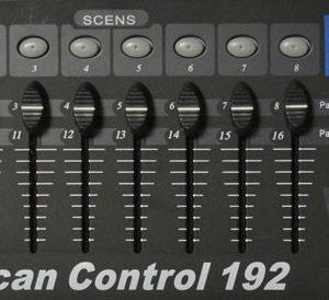 Ремонт Showlight SCAN CONTROL 192
