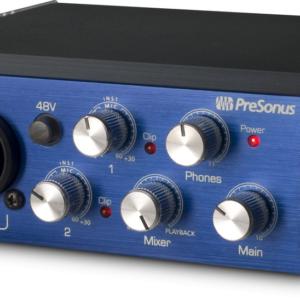 Ремонт PreSonus AudioBox USB
