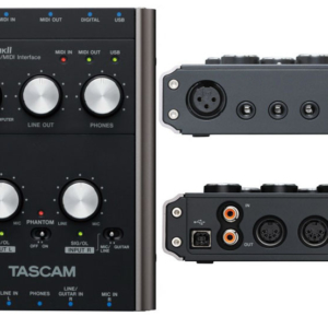 Ремонт Tascam US-144MK2 USB