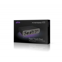 Ремонт Avid Fast Track Duo with Pro Tools Express