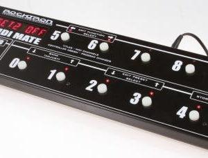 Ремонт Rocktron Midi Mate Футконтроллер MIDI