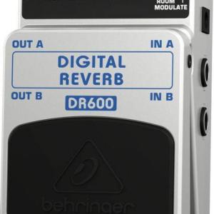 Ремонт BEHRINGER DIGITAL REVERB DR600