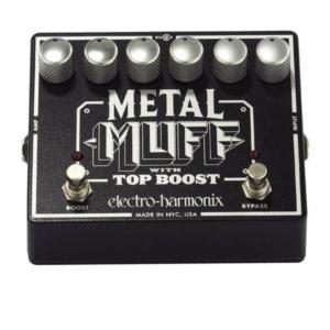 Ремонт ELECTRO-HARMONIX METAL MUFF W/ TOP