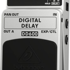 Ремонт BEHRINGER DIGITAL DELAY DD600
