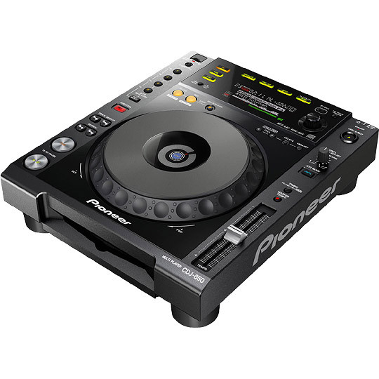 Ремонт PIONEER CDJ-850-K DJ