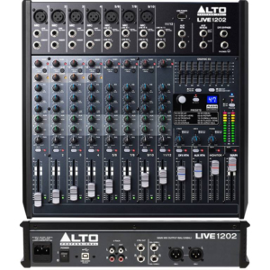 Ремонт ALTO LIVE 1202