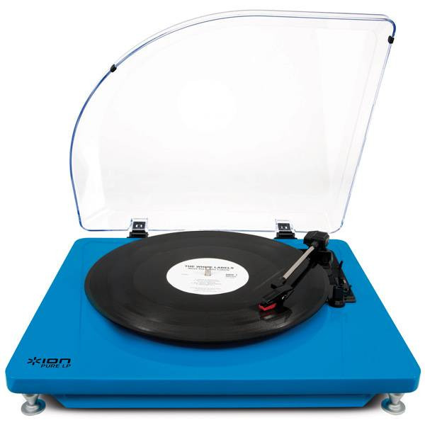 Ремонт ION AUDIO PURE LP BLUE USB