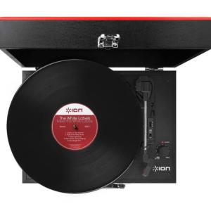 Ремонт портативного винилового проигрывателя ION AUDIO TRANSPORT