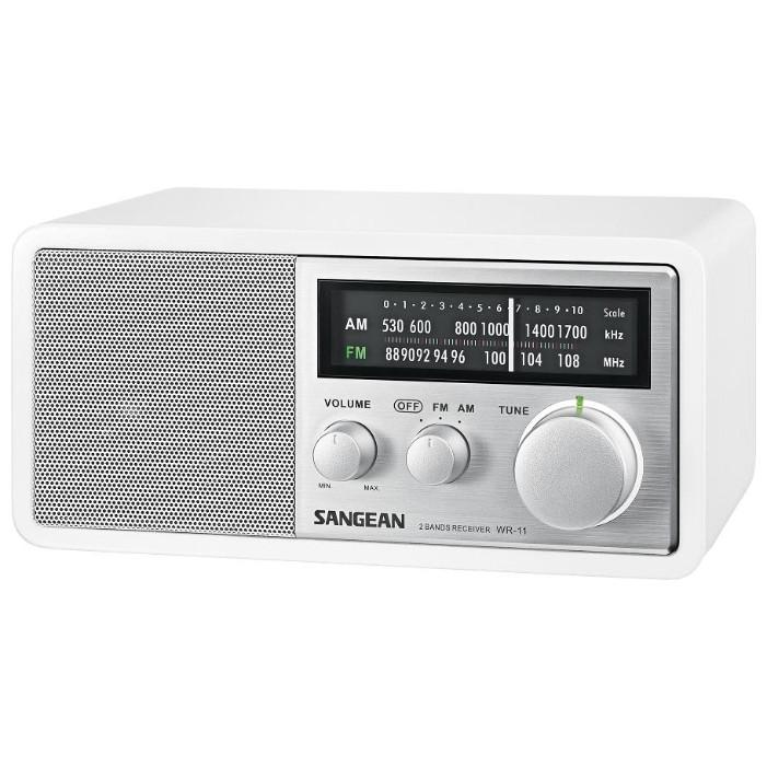 Ремонт радиоприемника SANGEAN WR 11