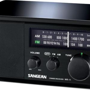 Ремонт радиоприемника SANGEAN WR 11 BLACK