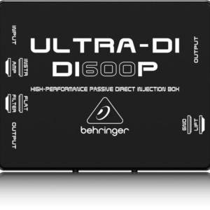 Ремонт BEHRINGER DI600P- ПАССИВНЫЙ DI-BOX С