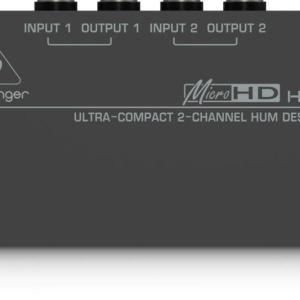 Ремонт BEHRINGER MICROHD HD400
