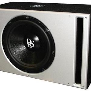 Ремонт DLS W312B in vented box