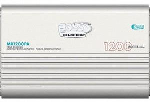 Ремонт Boss Audio MR1200PA