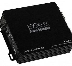 Ремонт Boss Audio IMP1000.2