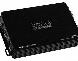Ремонт Boss Audio IMP2000M