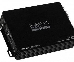 Ремонт Boss Audio IMP1600.2