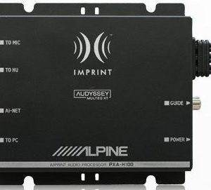 Ремонт Alpine PXA-H100
