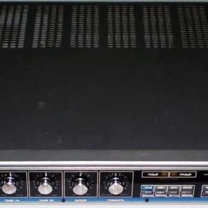 Ремонтусилителя Вега 10У 120С