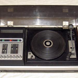 Ремонт электрофона  Мелодия 103 стерео