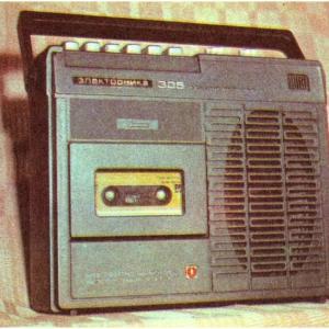 Ремонт кассетных проигрывателей