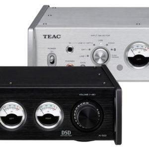 Ремонт стереоусилителя TEAC AI 503