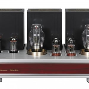 Ремонт лампового стереоусилителя мощности Luxman MQ 300
