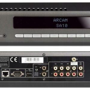 Ремонт стереоусилителя Arcam HDA SA 10