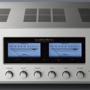 Ремонт стереоусилителя Luxman L 505 ux II