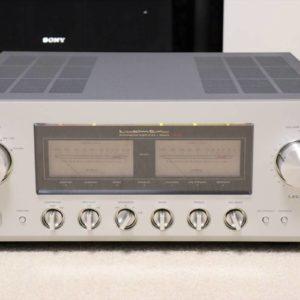 Ремонт стереоусилителя Luxman L550AXII