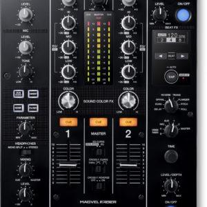 Ремонт микшера PIONEER DJM 450