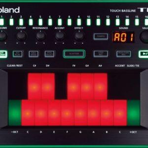 Ремонт синтезатора ROLAND AIRA TB 3