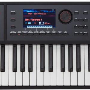 Ремонт синтезатора ROLAND FA-07