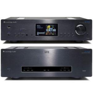 Ремонт сетевого проигрывателя Cambridge Audio Azur 851 N + 851 W