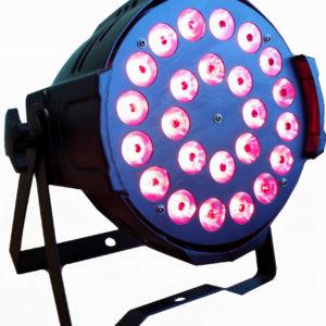 монт светодиодного прожектора PRO SVET LIGHT LED PAR 245 RGBWA