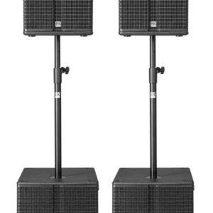 Ремонт акустической системы HK AUDIO LINEAR 3 BASS POWER PACK
