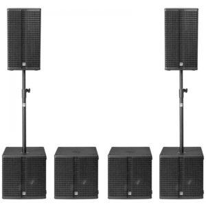 Ремонт акустической системы HK AUDIO LINEAR 3 HIGH PERFOMANCE PACK