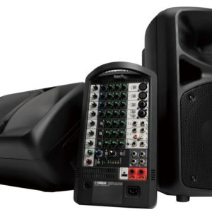 Ремонт акустической системы YAMAHA STAGEPAS600BT