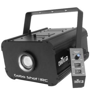 Ремонт светодиодного проектора CHAUVET-DJ GOBO SHOT 50W IRC