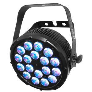 Ремонт светодиодного прожектора CHAUVET-PRO COLORDASH PAR QUAD 18