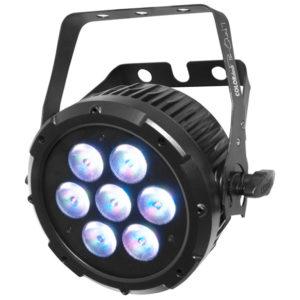 Ремонт светодиодного прожектора CHAUVET-PRO COLORDASH PAR QUAD 7