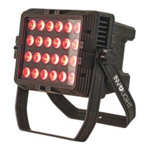 Ремонт светодиодного прожектора INVOLIGHT LED ARCH2410