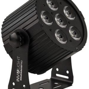 Ремонт светодиодного прожектора INVOLIGHT SLIMPAR612PRO